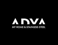 ADYA brand identity