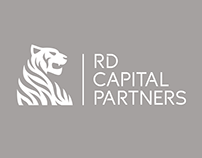 RD Capital Partner Logo Design