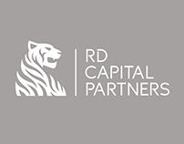 RD Capital Partner Logo Design