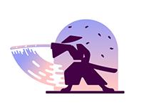 Samurai Swoosh