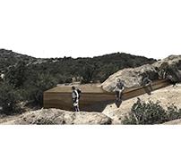 Intervención del paisaje - Cajón del Maipo