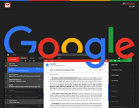 Gmail - Redesign Concept