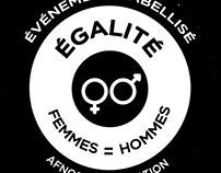 Equality Women-men