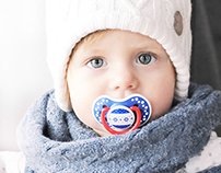 Winter Baby Dynamic Soothers