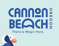 Cannon Beach Brand Identity