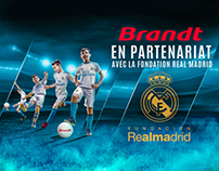 Brandt Real Madrid
