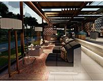 Murabba Shisha Lounge