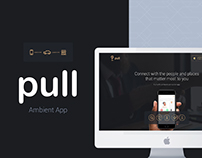 Pull iOS app website - networking without working