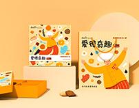 AMITY BAKERY|爱德奇趣手作礼盒公益设计