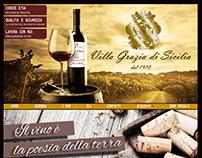 Sito Web - Villa Grazia di Sicilia