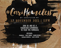 Charity Project: CariHomeless by Caritutor