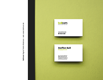 Agency Rebranding, Logo, CI, Image Video and Webdesign.