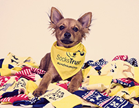 Dogs Trust #GiveSocksNotDogs