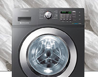Samsung Washing Machine Print