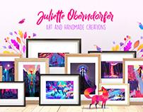 Etsy Shop Juliette Oberndorfer