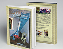 Adella's Diary Book Design