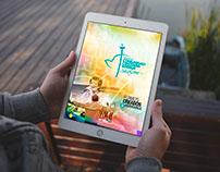Fondos web y aplicativos Iglesia Cristiana Shalom