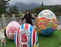 Hong Kong Style Easter Eggs Adventure@Ngong Ping 360