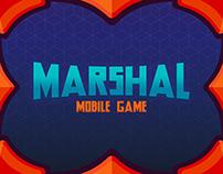 Marshal   Mobile Game' Ui/Ux Design