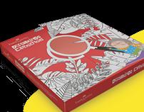Embalagem para Kit da Faber-Castell