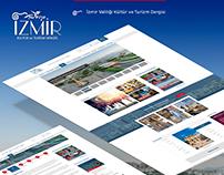 İzmir Kültür ve Turizm Dergisi Web Sitesi
