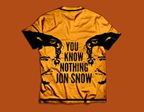 GOT T-Shirt Design
