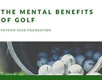 The Mental Benefits Of Golf