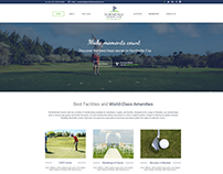 GolfClub - Web Design