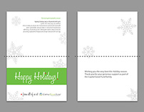 Holiday 2014 Mailer (Capital Good Fund)