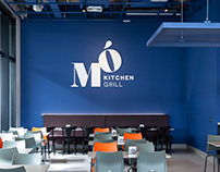 Mó Kitchen Grill / Restaurant Branding