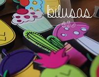 Bilusas - proyecto personal