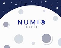 Numio Media | Brand Identity