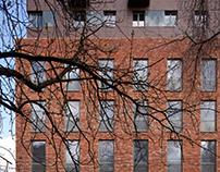 Heirloom apartment house in Kharkiv, Ukraine