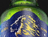 LAV Beer Bottle Render