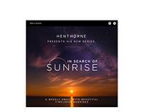 Newsletter series branding