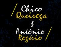 Página de Aguarde - Chico Queiroga & Antônio Rogério.