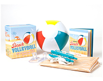 BEACH VOLLEYBALL / PACKAGING