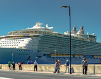 Allure of Seas en Málaga