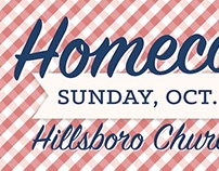 Hillsboro Homecoming Event Branding