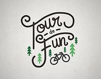 Tour de Fun 2017: Branding