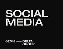 Social Media - Delta Group LLC