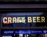 Craft Beer (for Offie & Toffee)