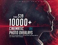10000+ Cinematic Photo Overlays Bundle