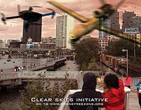 Drone Free Campaign - Design V