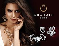 ZHAOJIN GOLD - Brand Identity