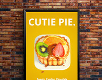 Cutie Pie Poster