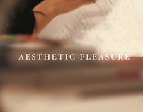 Exclusive on Berrybenka: Aesthetic Pleasure
