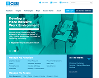 CEB Global Home Page