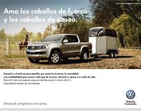 Print Ads I Volkswagen