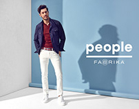 People By Fabrika Men